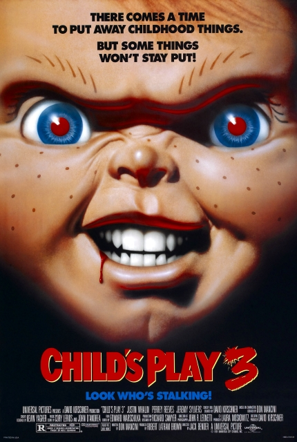 "Movie Review: ""Child's Play 3"" (1991)"