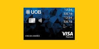 Gambar Kartu Kredit UOB Yolo Card