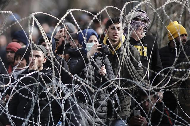 Στη φυλακή με βαριές καταδίκες οι 183 εισβολείς του Έβρου