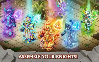 Knights & Dragons v1.30.300 Apk Game Aksi Keren Gratis