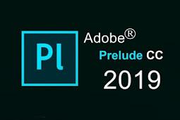 Adobe Prelude CC 2019 Pro