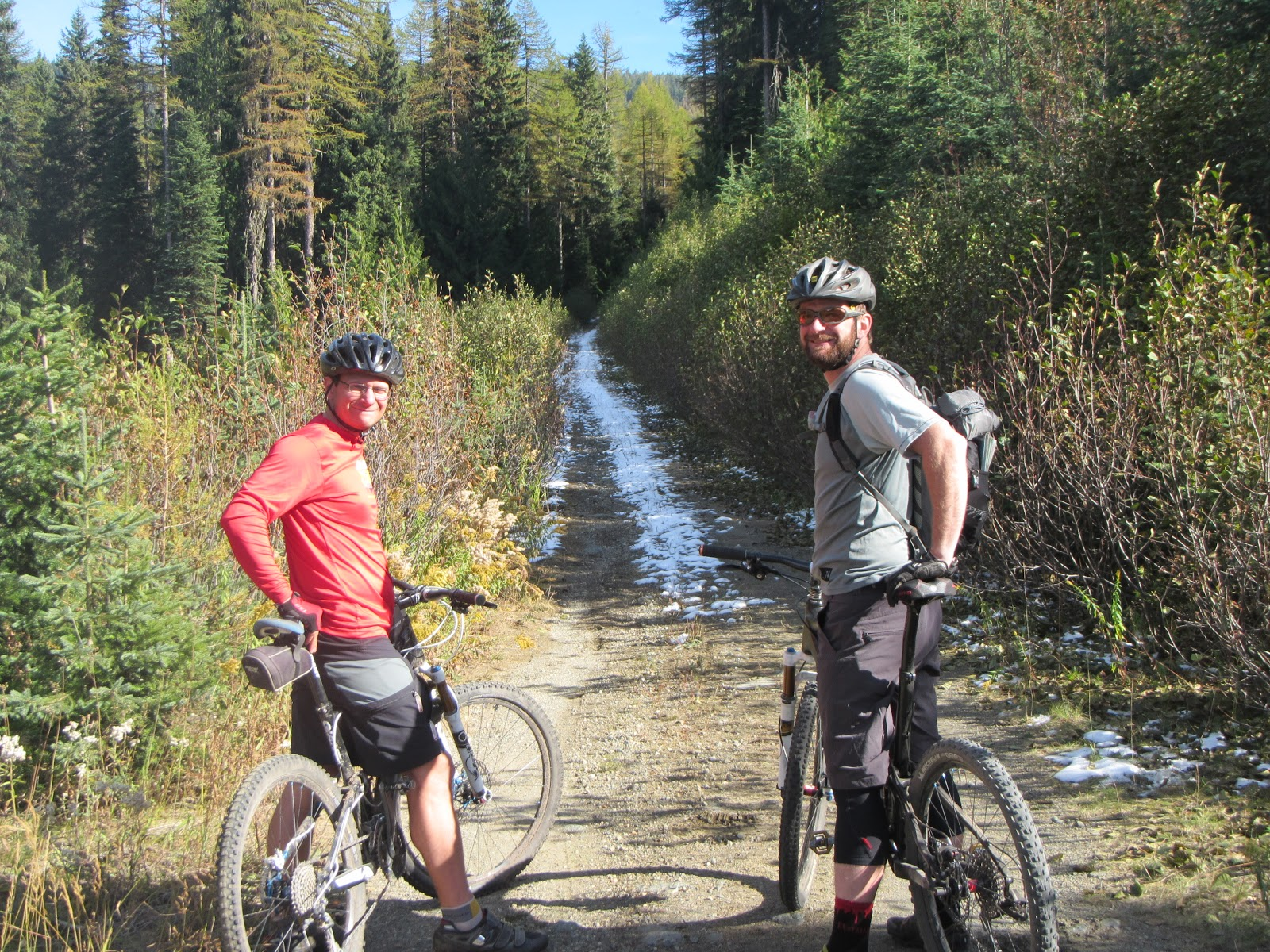 Bussard Mountain Trail - Brian's Bike Buzz