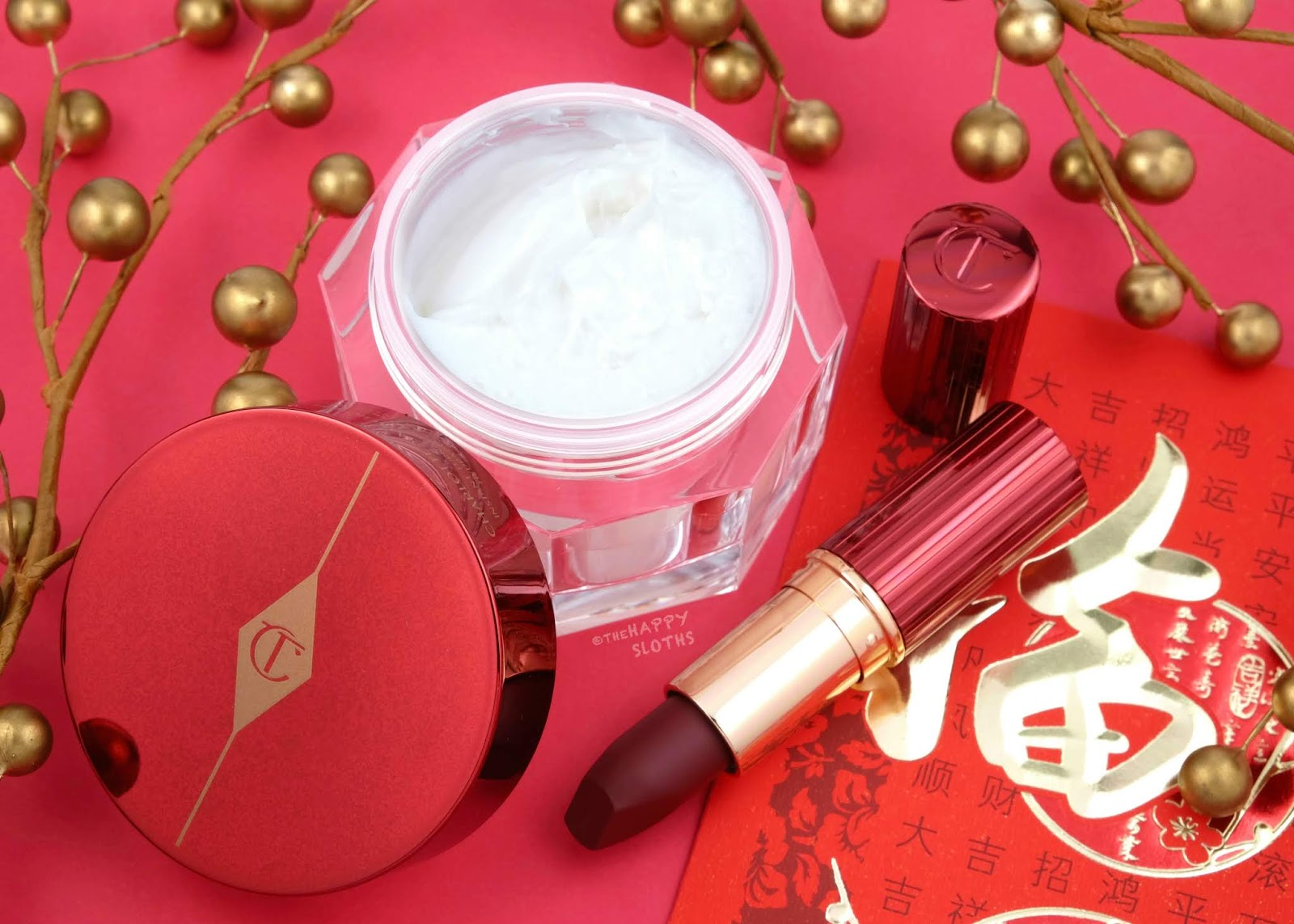 Charlotte Tilbury | Lunar New Year 2020 Limited Edition Collection: Review and Swatches