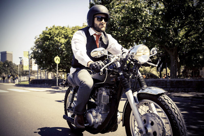 Yamaha Electric Motorcycle >> :: free the wheels ::: The Distinguished Gentlemen's Ride