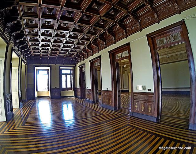 Salão do Palácio Rio Branco, Salvador, Bahia