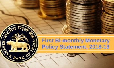 First Bi-monthly Monetary Policy Statement