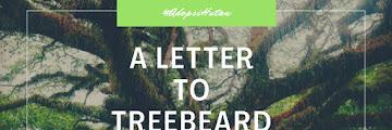 A letter to Treebeard; Jaga Hutan, Jaga Kehidupan
