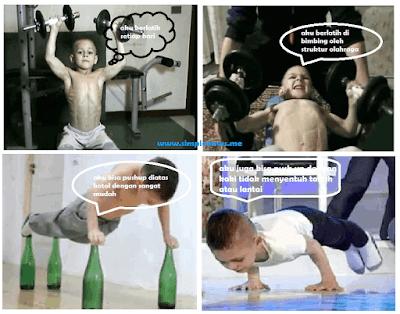 Komik Bocah Terkuat di Dunia Pecahkan Rekor www.simplenews.me