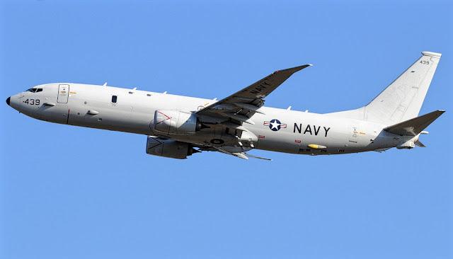p-8a us navy