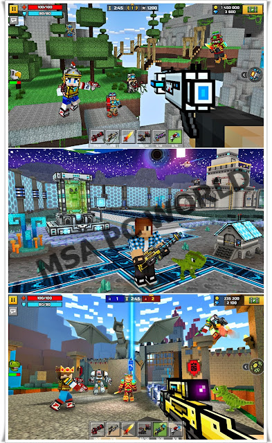 Pixel-Gun-3D-Pocked-Edition-Mod-Apk-Screenshots