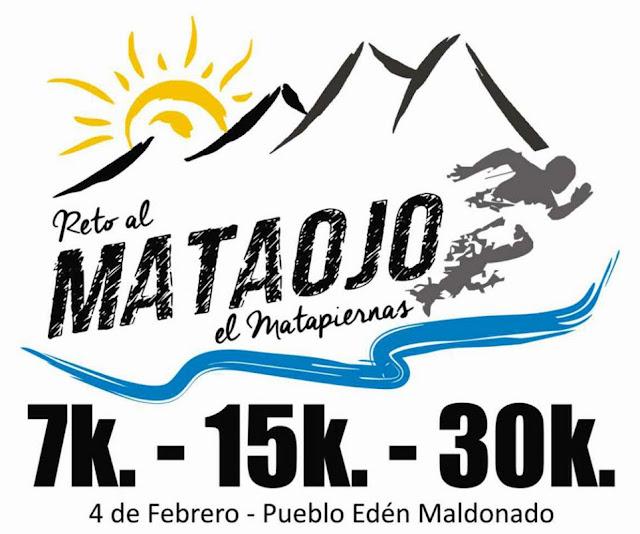 30k 15 o 7k Reto al Mataojo - El Matapiernas (trail run en Pueblo Edén - Maldonado, 04/feb/2018)