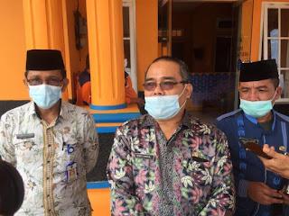 Pemkab Kabupaten Batanghari Terapkan PPKM,Untuk Antisipasi Penyebaran Covid 19
