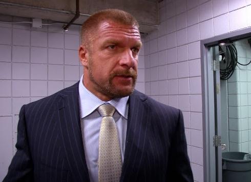 Foto Profil Biografi Triple H