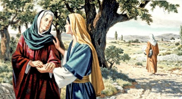 A Historia de Rute da Bíblia