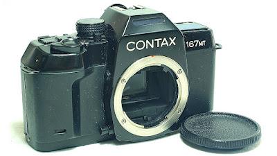 Contax 167 MT Body #969