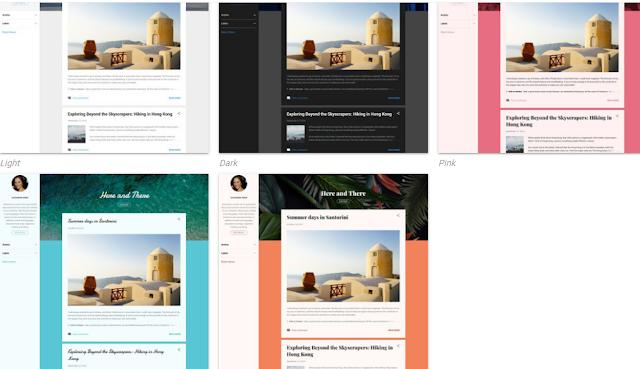 Template Blog-Cara Paling Mudah Merubah Warna Template Blog atau Website