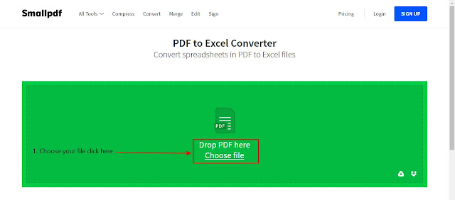 pdf to excel converter online -- www.everythingknowhere.ooo