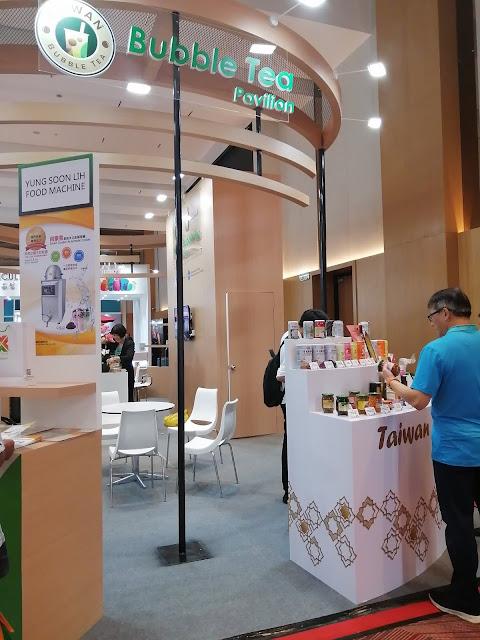 Bubble Tea Viral Dari Taiwan Dan Produk Halal Kini Di Malaysia Hidangan Hebat Chef selebriti Pulau Pinang dengan Makanan Halal Bubble Tea dari Taiwan