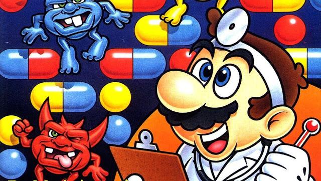 Do NES aos smartphones ? a trajetória de Dr. Mario em 30 anos de história