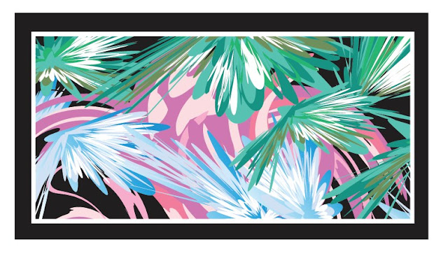 illustration design and art abstrack