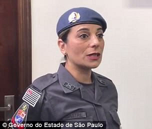 Mother - Police Officer - Katia da Silva Sastre