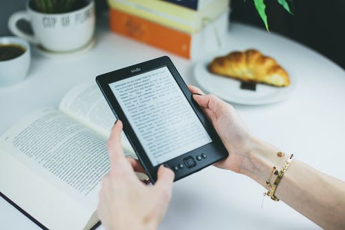 Make use of ebooks