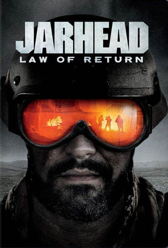 Jarhead: Law of Return [2019] [DVDR] [NTSC] [Latino]