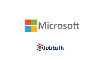 Microsoft Job Opportunities for Students & Fresh Graduates