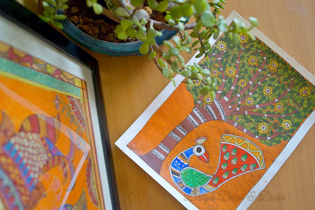 Madhubani Painting Tutorial