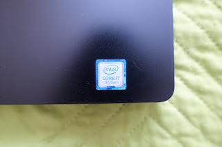 Intel processor sticker