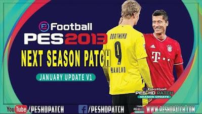 Next Season Patch + Update January 2021