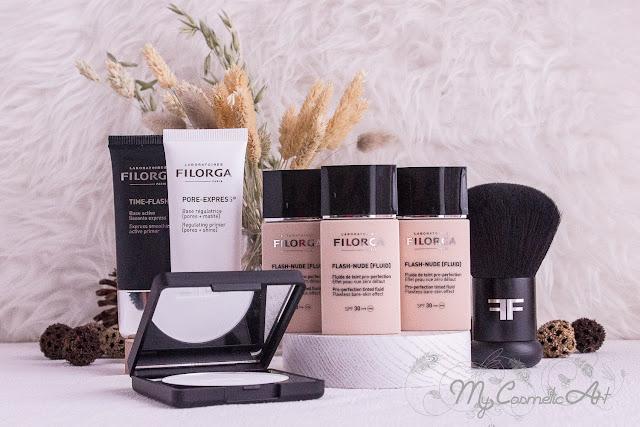 Mi experiencia con el maquillaje de Filorga