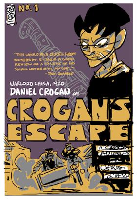 Crogan's Escape mockup