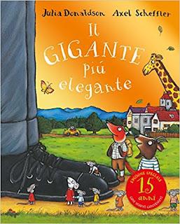 Il Gigante Più Elegante Di Julia Donaldson PDF