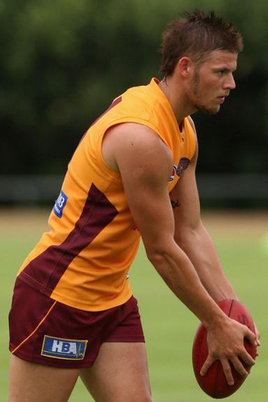 Justin Sherman • Australian Rules Footballer