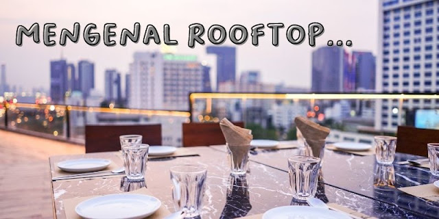 Fungsi Rooftop dan Bahan-bahan Terbaik Untuknya