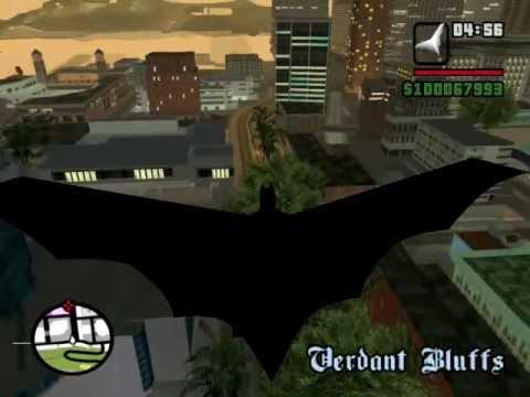 Batman/The Dark Knight MOD