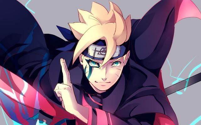 Kumpulan Wallpaper Gambar Anime Boruto Terbaru - infogambar.com