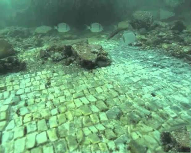 dwaraka Holy temple steeped in History, अरब सागर में मौजूद हैं कृष्ण की द्वारका,ऐसी दिखती है अरब सागर में डूबी द्वारका