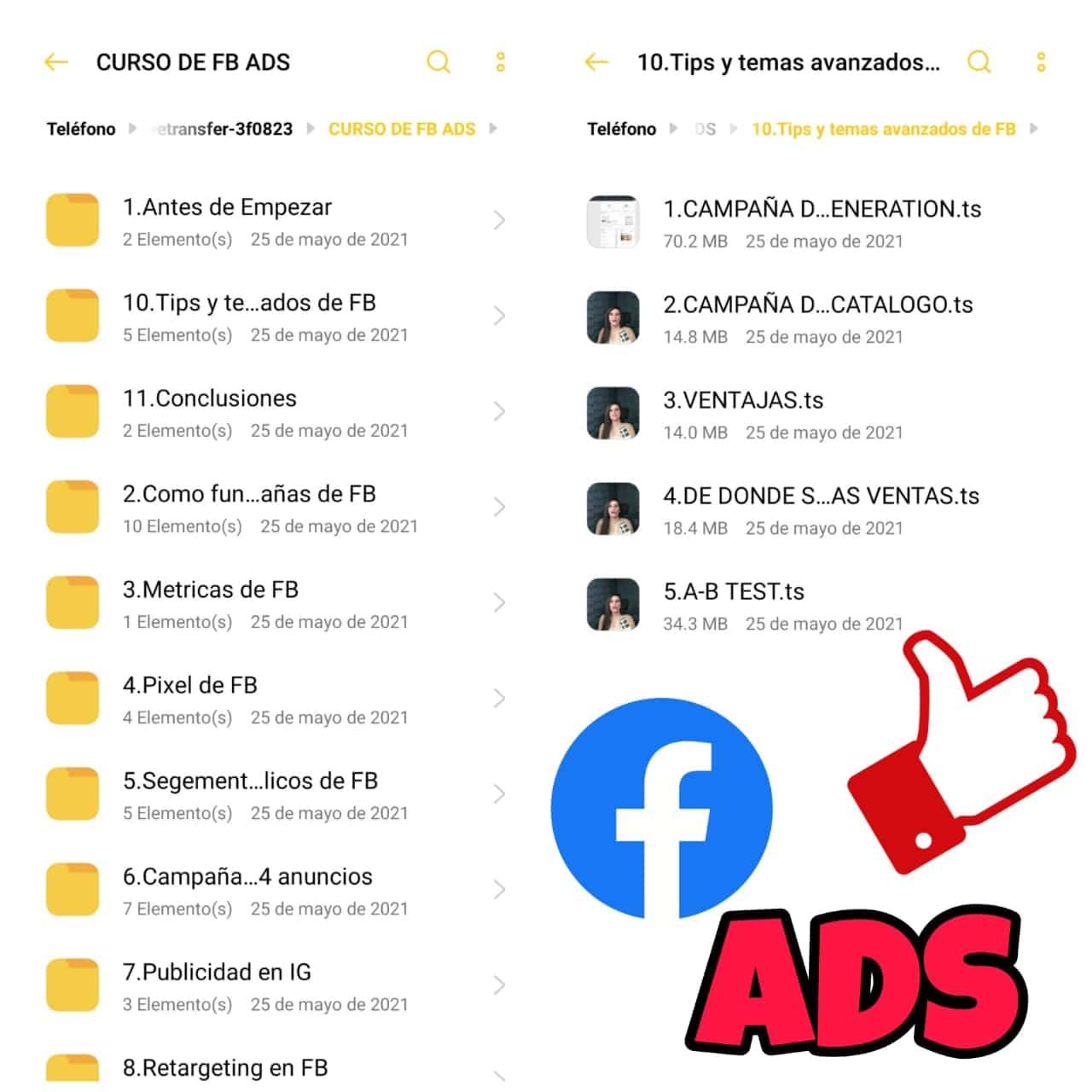 Descargar CURSO De FACEBOOK ADS Gratis  Facebook ADS DE CERO A PRO 2021