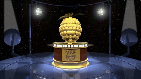 Ya se ha publicado la lista de nominados para los prestigiosos premios Razzies a las peores películas del pasado año.