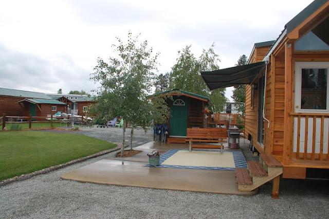 North Carolina Loft, Rich's Portable Cabins