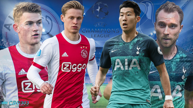 Prediksi Liga Champions Ajax Amsterdam vs Tottenham Hotspur (9 Mei 2019)