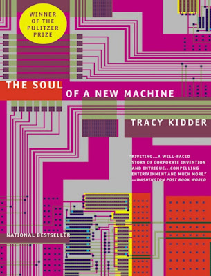 The soul of a new machine tracy kidder pdf