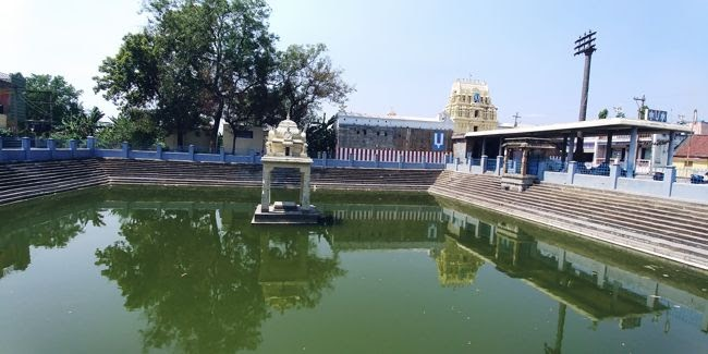 Thiruputkuzhi Temple Tank
