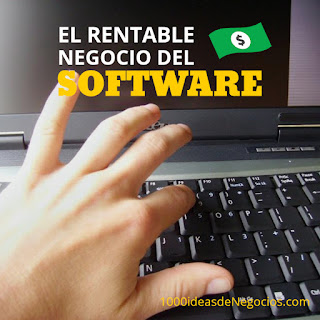 negocio del software