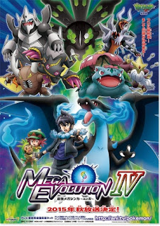 Pokemon XY: Strongest Mega Evolution Act IV Sub Indo Film