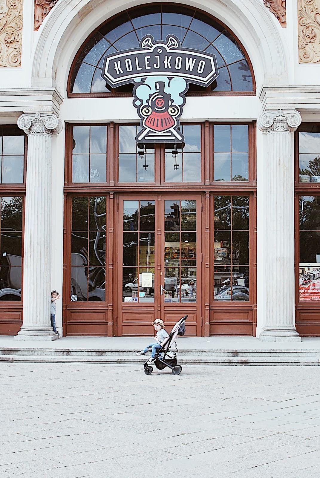 Kolejkowo we Wrocławiu - proszę wsiadać, drzwi zamykać!