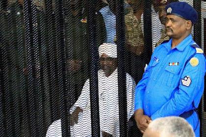 Mantan Presiden Sudan Lôp Lam Peunjara 2 Thôn Gara-gara Korupsi