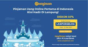 Layanan Jasa pinjaman uang tunai online tanpa jaminan di Bandar Lampung